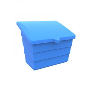 Pojemnik na piasek i sól 150l niebieski