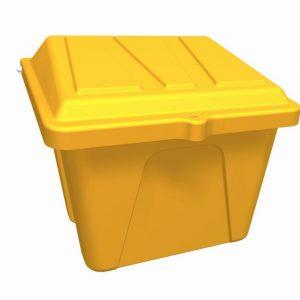 Pojemnik na piasek i sól SB 200l w kolorze żółtym
