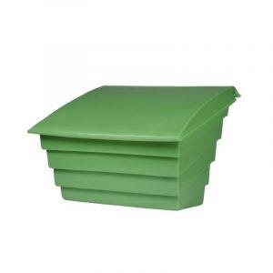 Pojemnik na piasek i sól PPM 150l w kolorze zielony
