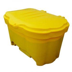 Pojemniki na piasek i sól PPN 250l żółty