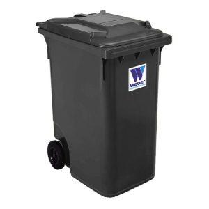 Pojemnik na odpady Weber 360l grafitowy