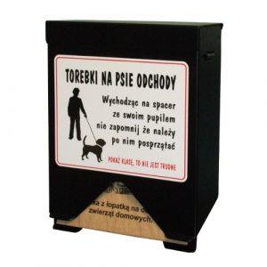 Podajnik papierowych zestawów higienicznych Animals