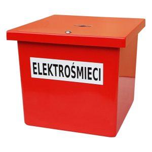 Pojemnik na elektrośmieci 65l