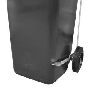 Pojemnik na odpady z pedałem 120l