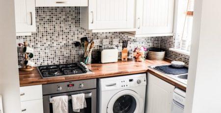 Kosz do segregacji do małego mieszkania